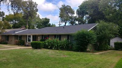 Garland Single Family Home For Sale: 3114 Medina Drive