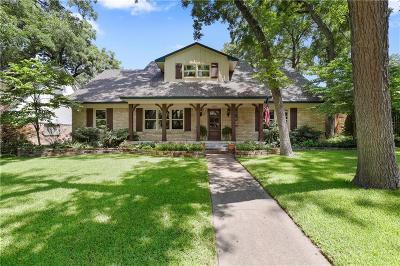 Dallas Single Family Home For Sale: 10915 Ridgemeadow Drive