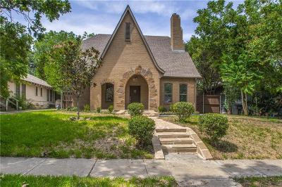 Single Family Home For Sale: 5339 Richard Avenue