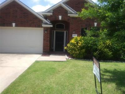 Frisco Residential Lease For Lease: 5913 Dustin Trail