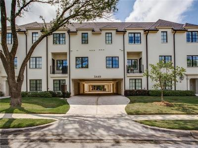 University Park, Highland Park Condo For Sale: 3449 Milton Avenue #102
