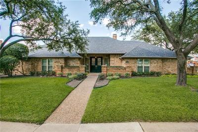 Dallas Single Family Home For Sale: 5727 Twin Brooks Drive