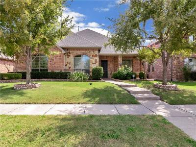Sachse Single Family Home For Sale: 4406 Meadowview Lane