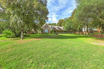 Granbury Single Family Home For Sale: 8009 Ravenswood Road