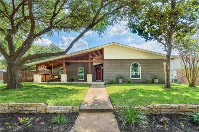 Single Family Home For Sale: 6018 Excalibur Drive