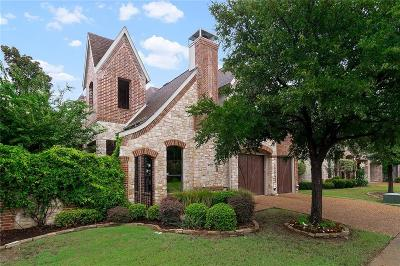 Plano Single Family Home Active Option Contract: 7009 Coverdale Drive