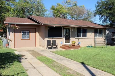 Dallas Single Family Home For Sale: 2509 Engle Avenue