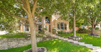 Rockwall Single Family Home For Sale: 1355 Shores Boulevard