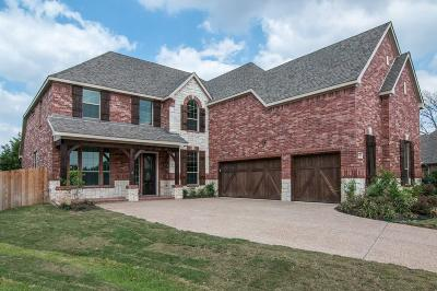 Colleyville Single Family Home For Sale: 6000 Sterling Drive