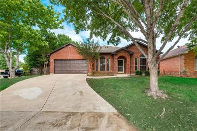 Mansfield Single Family Home For Sale: 1501 Cheyenne Trail