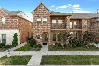 Carrollton Townhouse For Sale: 4137 Comanche Drive