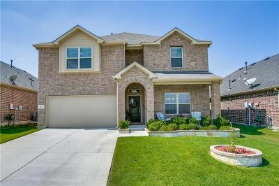 Frisco TX Single Family Home For Sale: $355,000