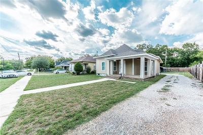 Single Family Home Active Option Contract: 1215 E Chaffin Street