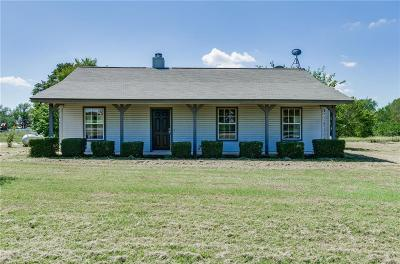Azle Single Family Home For Sale: 8149 Lee Drive
