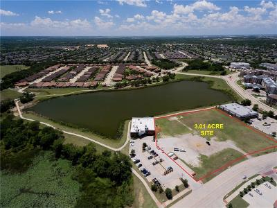 Denton Commercial Lots & Land For Sale: 3330 Unicorn Lake Boulevard