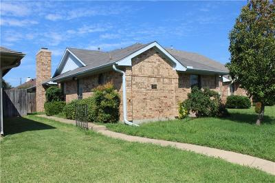 Garland Residential Lease For Lease: 2109 Peakwood Drive