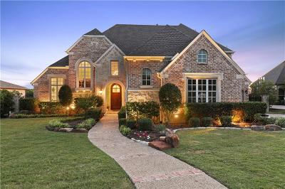 Lewisville Single Family Home For Sale: 2720 Seven Shields Lane