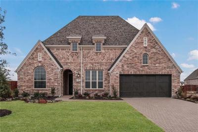Prosper Single Family Home For Sale: 1631 Oakcrest Drive