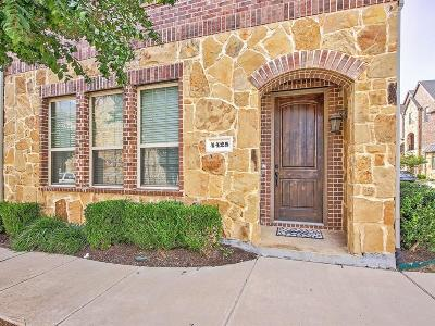 Denton County Townhouse For Sale: 4425 Dexter Lane