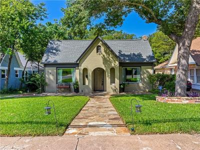 Single Family Home For Sale: 305 S Briscoe Boulevard
