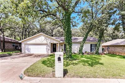 North Richland Hills Single Family Home For Sale: 6813 Shadydale Drive