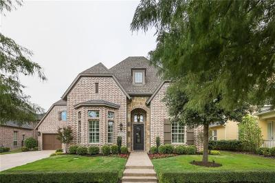 Frisco Single Family Home For Sale: 3590 Hickory Grove