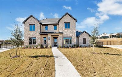 Benbrook Single Family Home For Sale: 5204 Sendero Drive