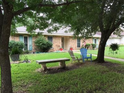 Terrell Single Family Home For Sale: 1012 Ross Street