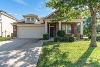Frisco Residential Lease For Lease: 8520 Marion Drive