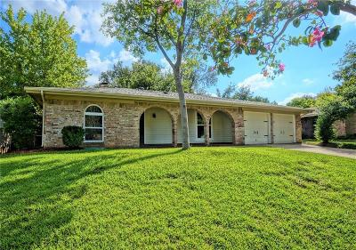Arlington Single Family Home For Sale: 606 Chatam Circle