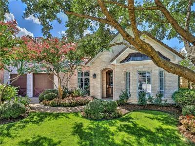 Fort Worth Single Family Home For Sale: 6728 Medinah Drive