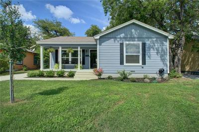 Fort Worth Residential Lease For Lease: 4716 Houghton Avenue