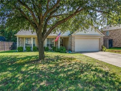 Rowlett Single Family Home For Sale: 8406 Spinnaker Cove