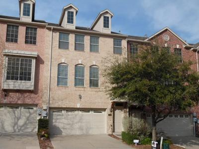 Lewisville Townhouse For Sale: 429 Busher Drive
