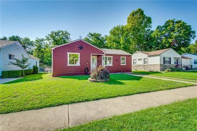 Garland Single Family Home For Sale: 2820 Beasley Drive