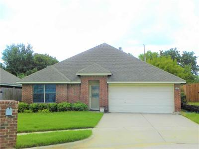 Fort Worth Single Family Home For Sale: 6812 Terbet Court