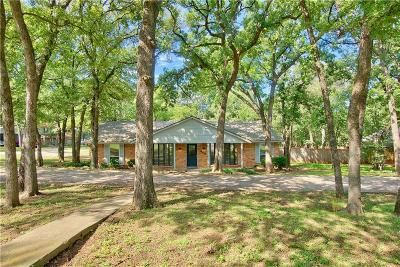 Highland Village Single Family Home For Sale: 408 Lake Vista E