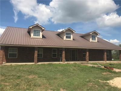 Johnson County Single Family Home For Sale: 4940 S Nolan River Road