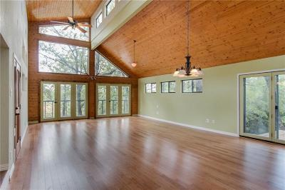 Highland Village Single Family Home For Sale: 344 Scenic Drive