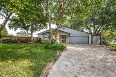 Grapevine Single Family Home For Sale: 2304 Mockingbird Drive
