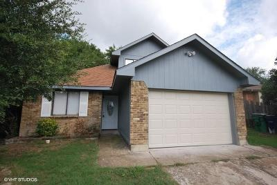 McKinney Single Family Home Active Option Contract: 1205 S College Street