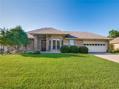 Grapevine Residential Lease For Lease: 3107 Trail Lake Drive