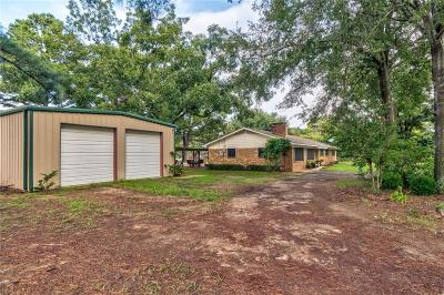 Lindale Single Family Home For Sale: 16601 County Road 498