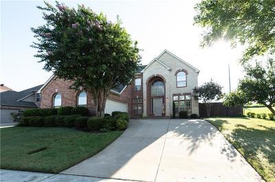 Carrollton Single Family Home For Sale: 3520 Cimarron Drive