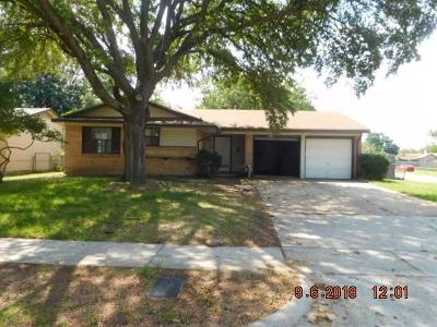 Lewisville Single Family Home For Sale: 750 Bentwood Drive