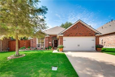 Mckinney Single Family Home For Sale: 5013 Lake Crest Drive