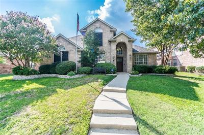 Plano Single Family Home For Sale: 9105 Wornsaddle Lane