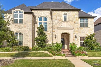 Southlake TX Single Family Home For Sale: $1,100,000