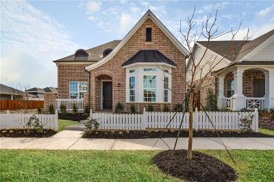 Mckinney Single Family Home For Sale: 7501 Stanhope Street