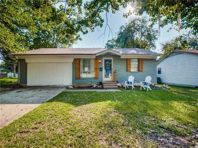 Garland Single Family Home For Sale: 2516 Newcastle Drive